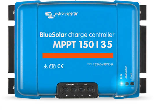 BlueSolar MPPT 150/35 up to 150/100