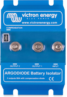 Répartiteurs de batteries à diode Argo