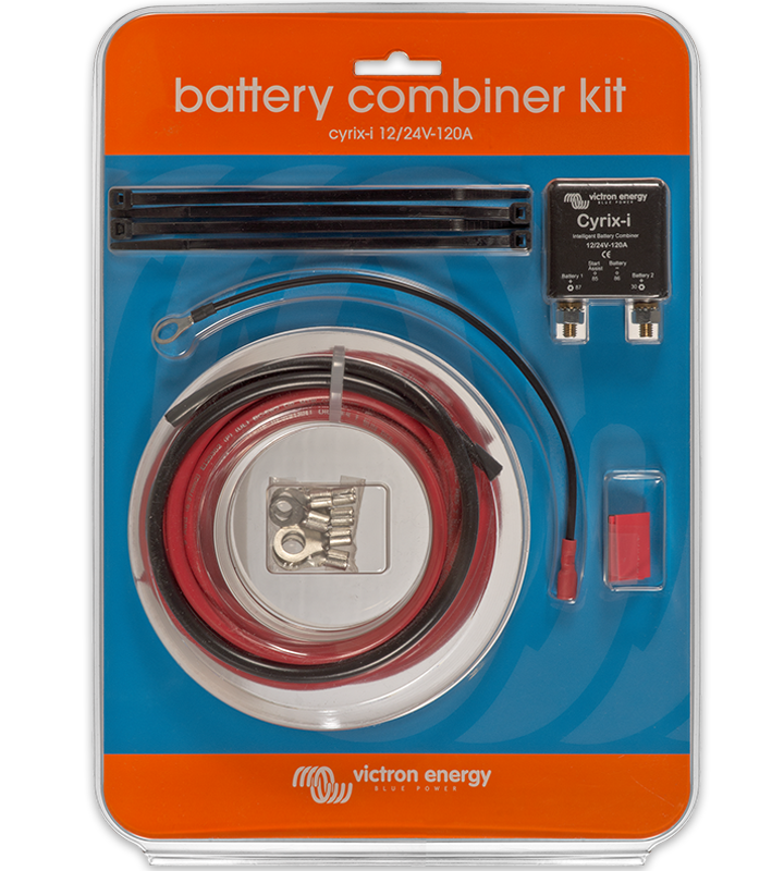 Kit de coupleur de batteries Cyrix-i